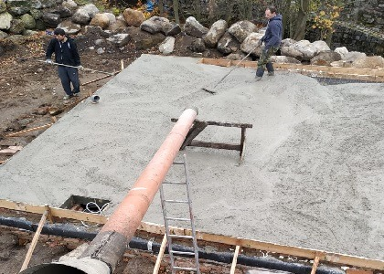 ANDR beton - výroba betónu